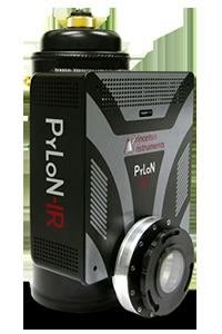 PyLoN IR CCD camera